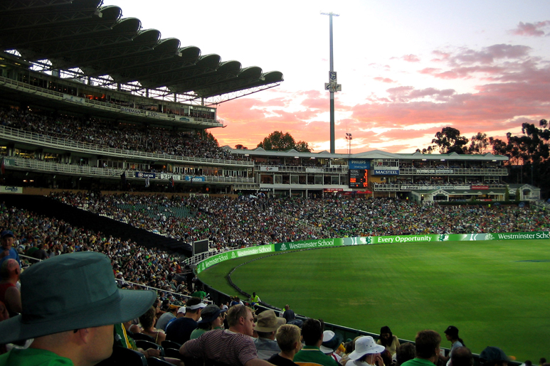 Adelaide Oval Westminster Environmental Flash Banner